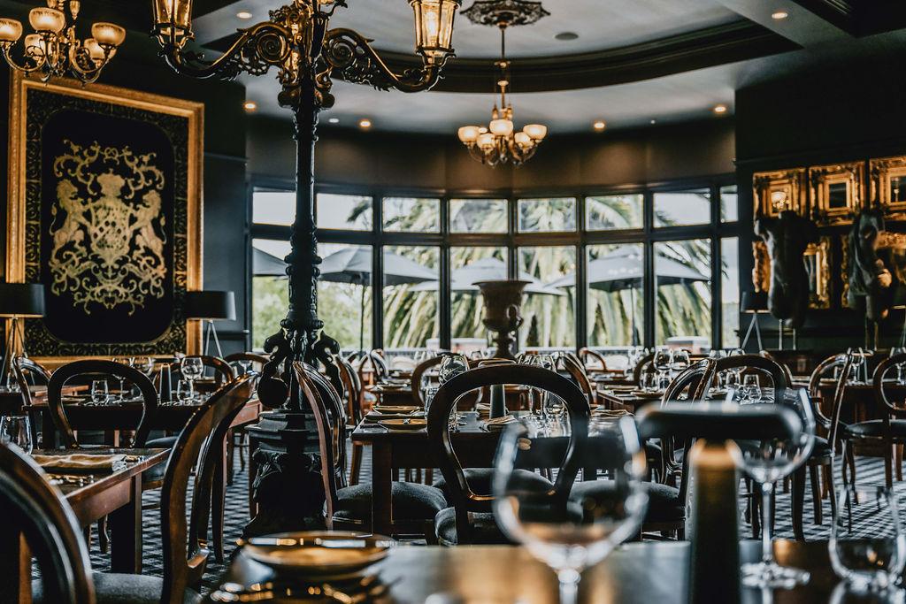 The Oxford Dining Room | Hotel Bellinzona